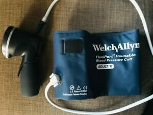 Welch Allyn Tycos Shock Resistant Hand Aneroid Sphygmomanometer Pre Owned