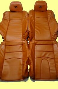 Details About Fits For Nissan 2003 2008 350z Synthetic Leather Seats Cover