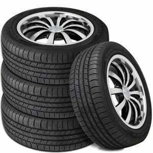 4 Goodyear Assurance All season 185 65r14 86t 600ab Tires 65000 Mile Warranty