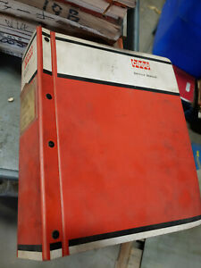 Case 480 Series B Tractor Service Manual 9 72255