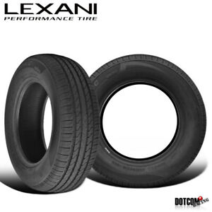 2 X Lexani Lx 313 205 65r15 94v High Performance All Season Tire