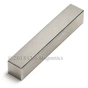 Super Strong N52 Neodymium Magnets 3 x3 8 x3 8 Block Rare Earth Magnets