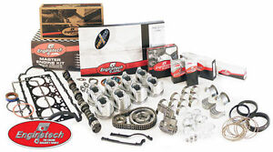 Engine Master Rebuild Kit Chevy 350 1990 1992 5 7l Complete Engine Kit
