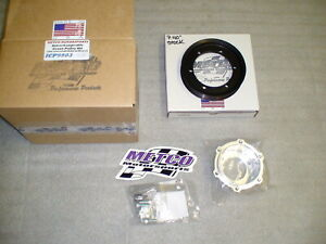 99 04 Lightning Metco Interchangeable Supercharger Lower Crank Pulley Kit Stock