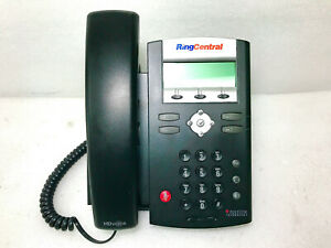 Polycom Ip 335 Voip Sip Phone Poe Power Supply Not Included 2200 12375 025 mjp