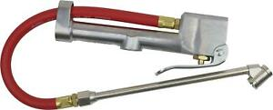 Epauto Commercial Grade Dual Head Tire Inflator Gauge With Air Hose
