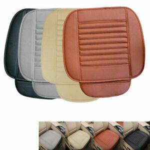 3d Car Truck Seat Cover Breathable Pu Leather Cushion Pad Mat F 150 Ranger Us