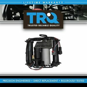 Complete Air Ride Suspension Compressor Pump Assembly For L322 Range Rover