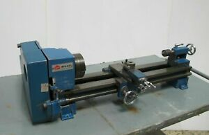 Atlas Clausing Small Bench Lathe 6 X 18 Model 10100 Need Motor Made In Usa