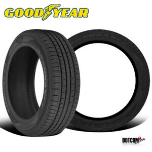 2 X New Goodyear Assurance Comfortred Touring 225 60r16 98h All Season Tire