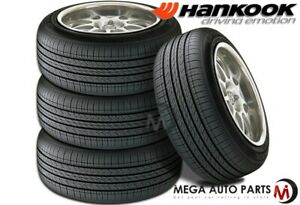 4 Hankook Optimo H426 195 65r15 91s M S All Season Traction Grand Touring Tires