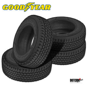 4 X New Goodyear Wrangler At Adventure W Kevlar 275 55r20 113t 640 Ab Tire