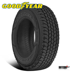 1 X New Goodyear Wrangler At Adventure W Kevlar 275 55r20 113t 640 Ab Tire