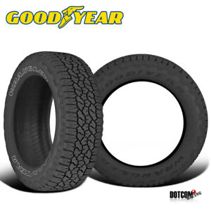 2 X New Goodyear Wrangler Trailrunner At 265 70r16 112t Precise Traction Tire