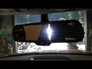 Rear View Mirror Tan Convertible With Automatic Dimming Fits 04 06 Audi A4
