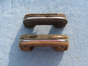 1942 1946 1947 1948 Chevrolet Fleetmaster Fleetline Door Arm Rests