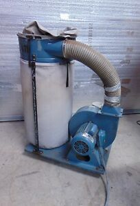 Jet Equipment Dust Collector 7471 Ph1 Volts 115 230 Rpm 3450 Amp 23 11 5 s4465