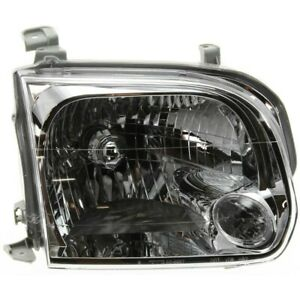 Headlight For 2005 2007 Toyota Sequoia Passenger Side