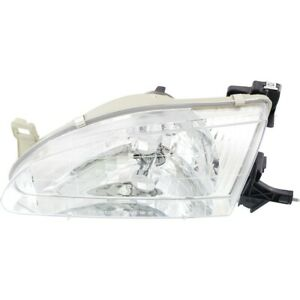 Headlight Lamp Left Hand Side Driver Lh For Toyota Corolla To2502121 8115002050