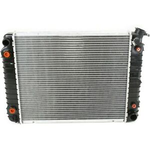 Radiator For Chevy Express Van Savana Chevrolet C10 Truck Gmc C1500 K1500 K10