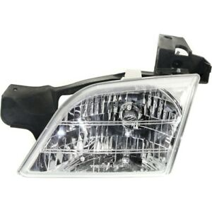 Headlight Lamp Left Hand Side For Chevy Olds Driver Lh Gm2502175 10368389