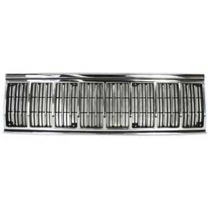 Grille For Jeep Cherokee 1991 1996 Ch1200196 55034046ab