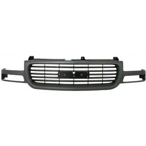 19130786 Gm1200429 Grille For Yukon Gmc Sierra 1500 Truck 2500 Hd Heavy Duty Xl