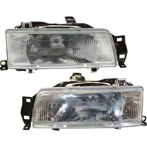 Headlight Lamp Left And Right To2503114 To2502114 8111002020 8115002020