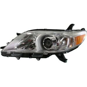Headlight For 2011 2019 Toyota Sienna Driver Side