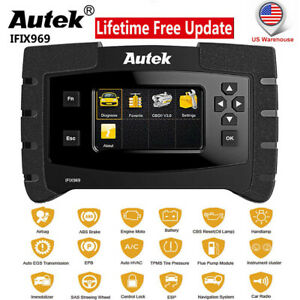 Full System Car Ecu Coding Programming Diagnostic Tool Srs Abs Dpf Immo Scanner
