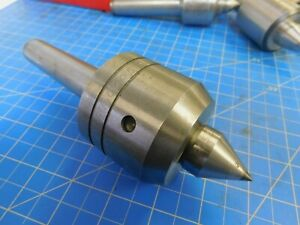 Royal Products Changeable Point Live Center 3 Morse Taper