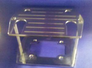 Milled Billet Optima Hold Down Battery Bracket Tray 75