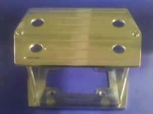 Milled Billet Optima Hold Down Battery Bracket Tray 35