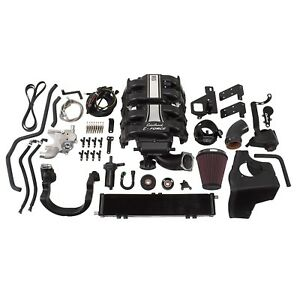 Edelbrock 15810 Supercharger Stage 1 Street Kit 2004 2008 Ford F 150 5 4