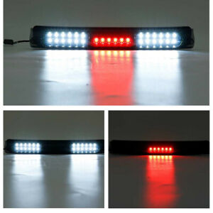 Us Third Brake Light Full Led Cargo Cab Stop Smoke Lamp For 97 03 Ford F150 F250