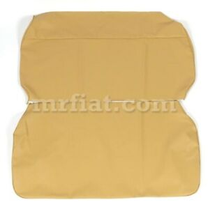 Fiat 600 Multipla Beige Seat Covers Set New