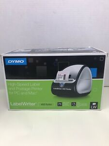 Dymo Labelwriter 450turbo High speed Label And Postage Printer For Pc And Mac