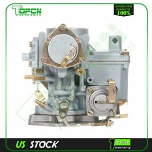 Carburetor For Vw 30 31 Pict 3 Carburettor Type 1 2 Vw Bug Bus Ghia 113129029a