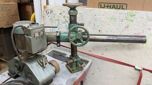 Fct Italy 3 4 Hp Woodworking Power Feeder For Shaper Table Saw Etc 3 Phase