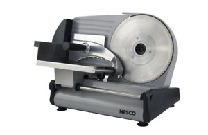 Electric Meat Food Slicer Steel Cheese Cutter Fs 250 8 7 Blade Stainless