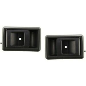 Pair Set Of 2 Interior Door Handles Front Or Rear Left And Right For 4 Runner