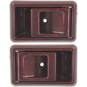 Pair Interior Door Handles Set Of 2 Front Or Rear Left And Right For 4 Runner