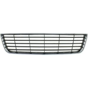 Bumper Face Bar Grille For Chevy Chevrolet Impala 2006 2011 Gm1036106c 10333711