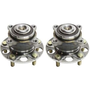 Wheel Hubs Set Of 2 Rear Left and right 42200ta0a51 Lh Rh For Accord Tsx Pair
