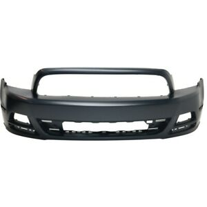 Bumper Cover For 2013 2014 Ford Mustang Front Capa