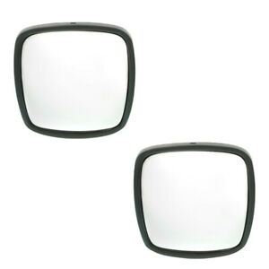 Set Of 2 Mirrors Left and right Lh Rh For Freightliner M2 100 106 04 16 Pair