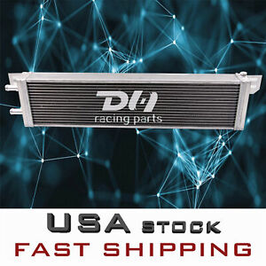 Dh Aluminum Heat Exchanger For Air To Water Intercooler 30 X7 X2 25 Supercharger