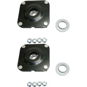 Shock And Strut Mounts Set Of 2 Front Left and right Lh Rh For Mazda Mpv Pair