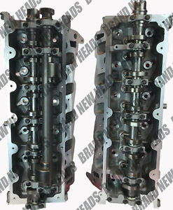 New Ford F 250 F 350 Excursion 6 8 V10 Sohc 20 Valve Cylinder Head Pair 00 05