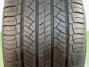 Used P255 50r19 107 H 7 32nds Michelin Latitude Tour Hp Zp